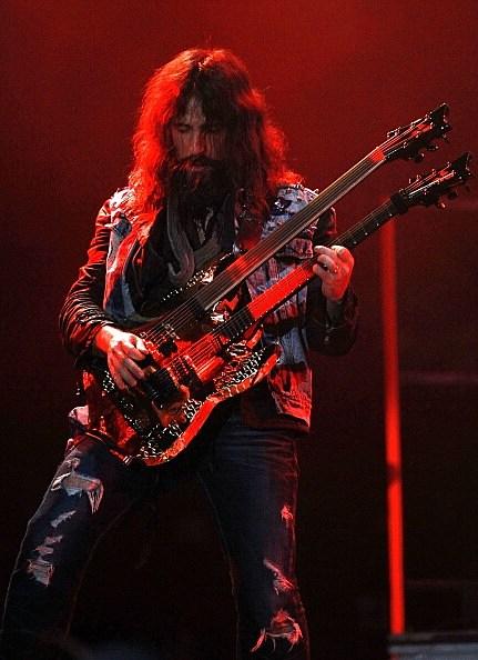 Guns N' Roses Guitarist Bumblefoot