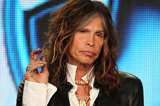 Steven Tyler Making The Talk Show Rounds Today
