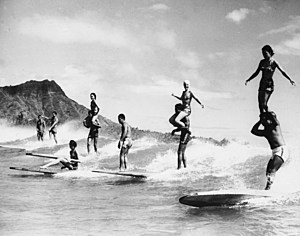 Surf Stunts