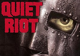 APPROVED QUIET RIOT MASK LOGO IMAGE